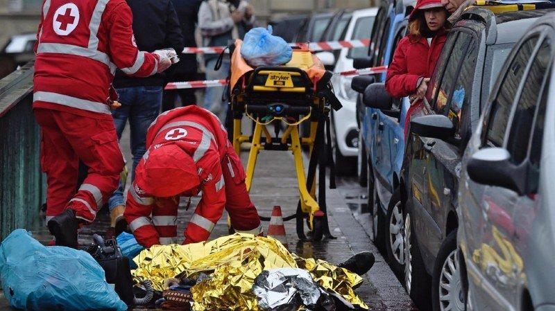 Italie: il sortait se suicider, mais il tue un passant au hasard