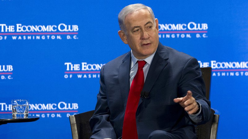 Israël: Benjamin Netanyahu hospitalisé avec une forte fièvre