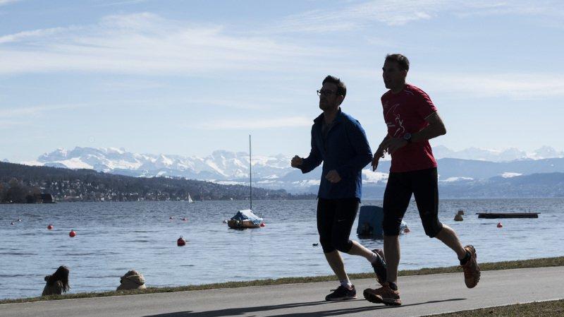 Météo: avec des températures dépassant les 15 degrés, le printemps arrive en Suisse