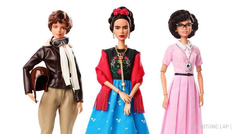 Jouet: différend commercial autour de la Barbie Frida Kahlo
