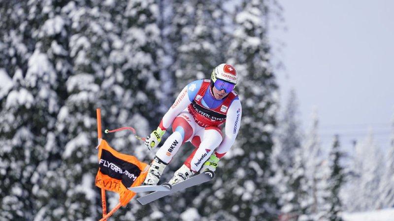 Ski alpin: Beat Feuz 2e, Mauro Caviezel 5e du Super-G de Kvitfjell remporté par le Norvégien Jansrud