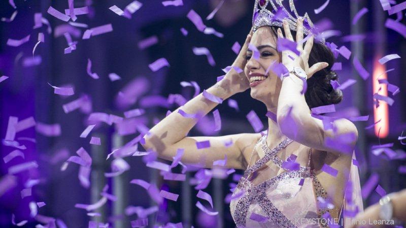 L'Argovienne Jastina Doreen Riederer couronnée Miss Suisse 2018