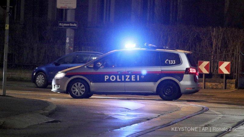 Autriche: attaque au couteau devant la résidence de l'ambassadeur d'Iran à Vienne