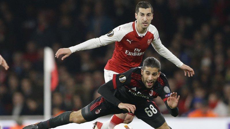 Football: Arsenal et Xhaka qualifiés, Rodriguez et Milan malheureux