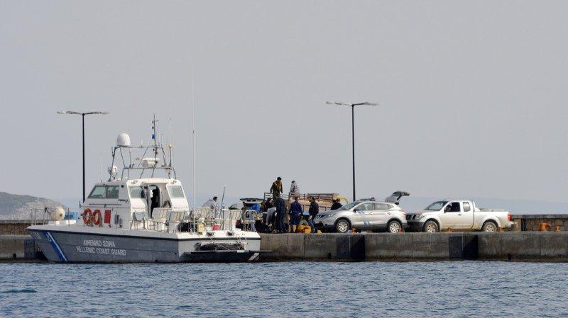 Grèce: naufrage d'un bateau de migrants, au moins 16 morts dont six enfants