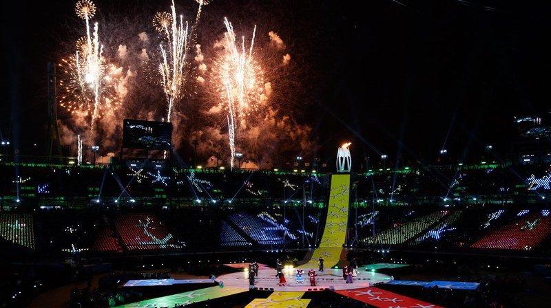 Jeux Paralympiques: clap de fin à PyeongChang avec un hommage à Stephen Hawking