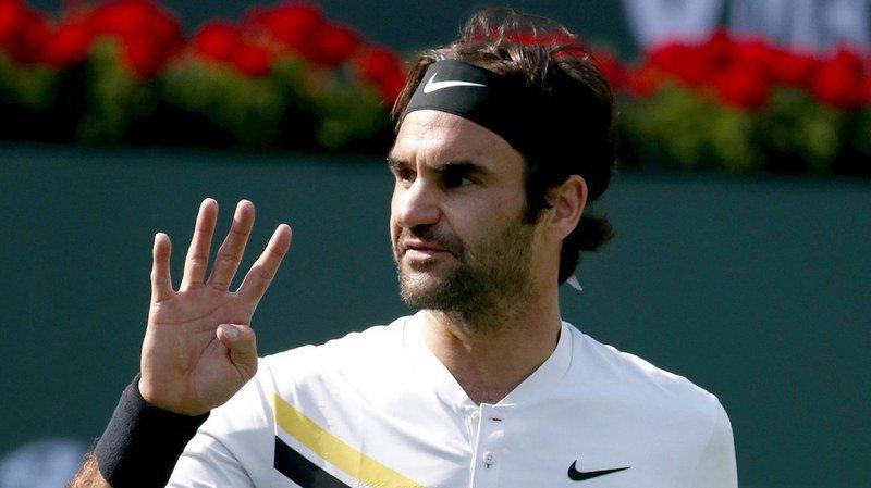 Tennis: Federer entrera en lice contre Kokkinakis au Masters 1000 de Miami