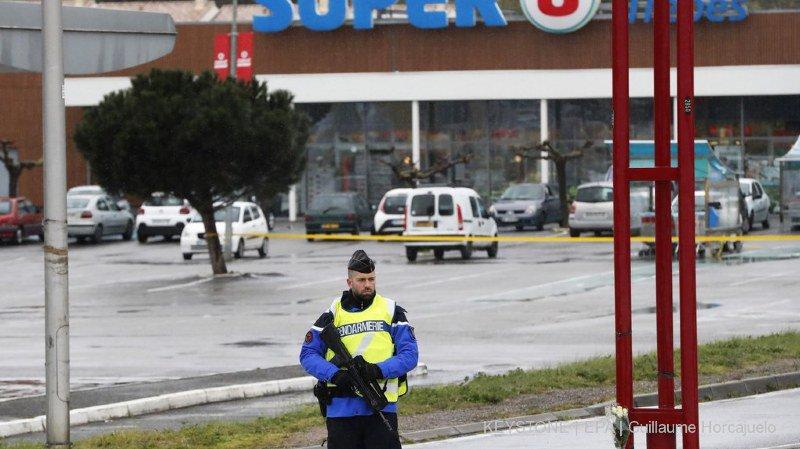 Prise d'otages en France: un ami de l'assaillant placé en garde à vue