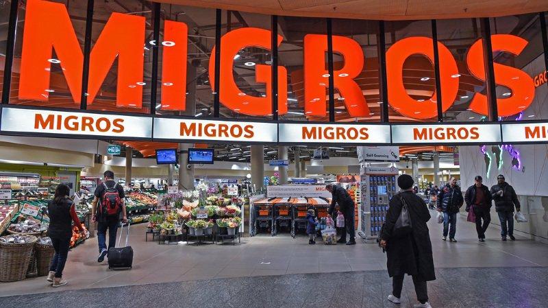 Le bénéfice de Migros chute de 24,2% à 503 millions de francs