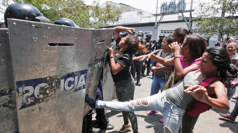 Venezuela: l'incendie d'un commissariat fait 68 morts dans le nord du pays