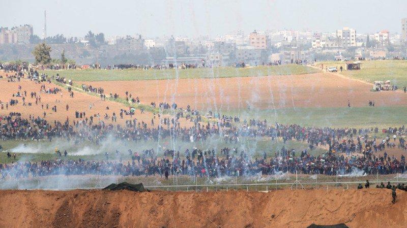 Proche-Orient: 12 Palestiniens tués dans des heurts avec l'armée israélienne
