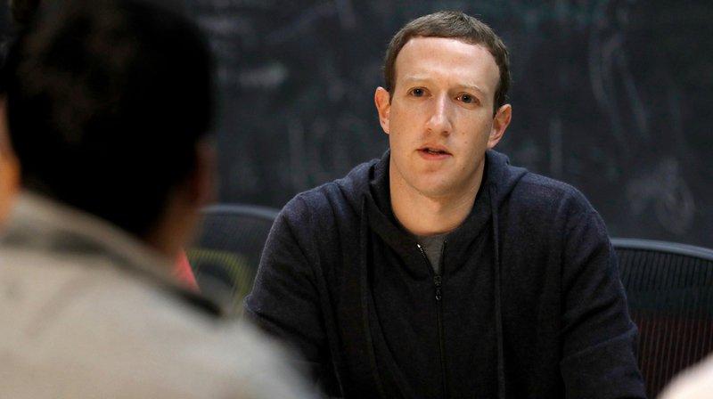 Données détournées: Zuckerberg assure être toujours la bonne personne à la tête de Facebook