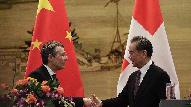 Une plateforme stratégique pour renforcer les relations entre la Chine et la Suisse