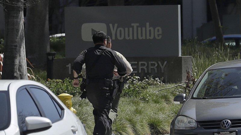 Californie: fusillade en cours près du siège de YouTube, plusieurs blessés