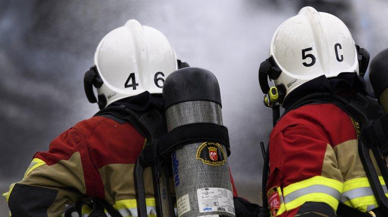 Bâle-Ville: incendie dans un immeuble, 23 personnes évacuées