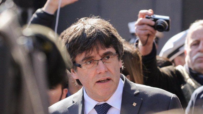 La justice allemande autorise la remise de l'indépendantiste Carles Puigdemont à Madrid