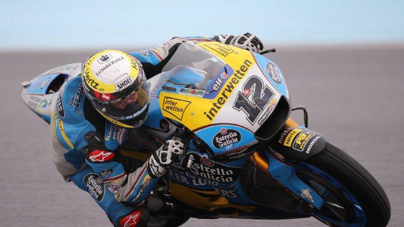 Thomas Lüthi a dû se contenter du 17e rang en MotoGP lors du Grand Prix d'Argentine à Termas de Rio Hondo.