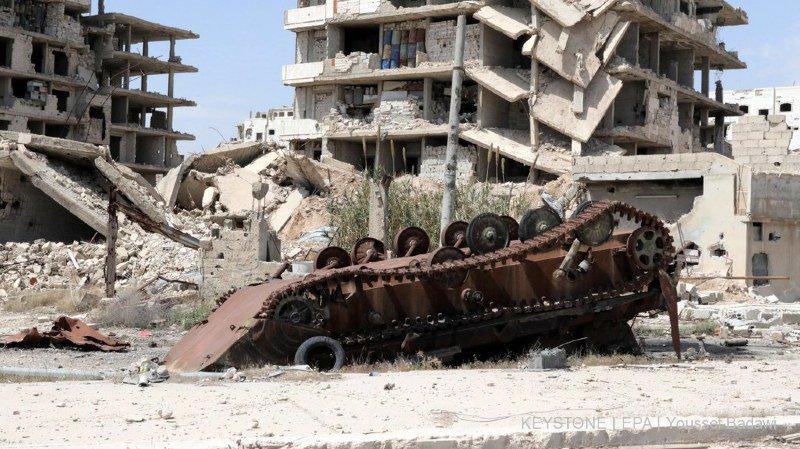 Israël accusé d'une frappe en Syrie