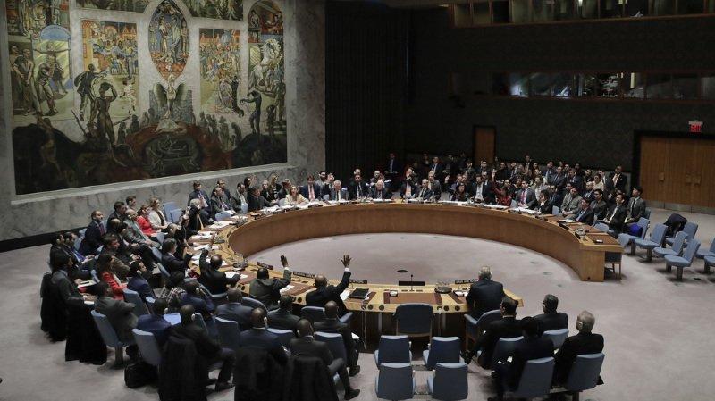 Syrie: veto russe à un projet américain sur les armes chimiques à l'ONU