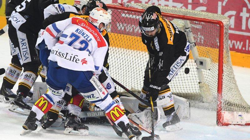 Les Zurichois l'emportent grâce à un but de Künzle.