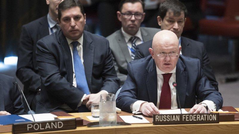 Syrie: Moscou exige une condamnation, Washington se dit prêt à dégainer une nouvelle fois