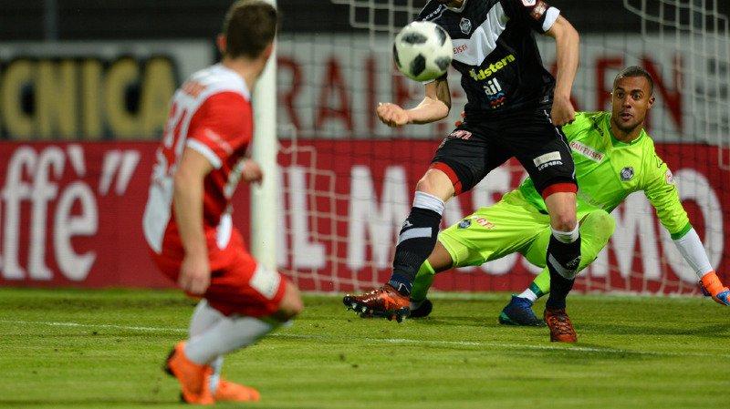 Football: Grasshopper s'enfonce dans la crise, pas de choc psychologique à Lugano.
