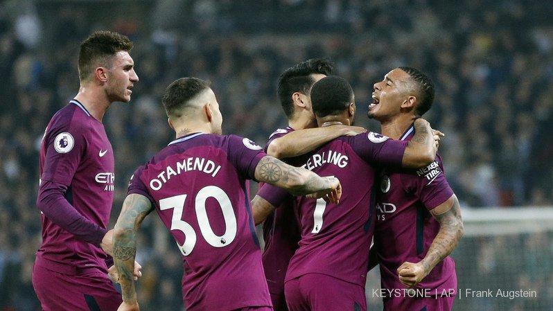 """Au lendemain de leur succès 3-1 à Wembley face à Tottenham, les """"Citizens"""" ont cueilli le cinquième titre de leur histoire."""