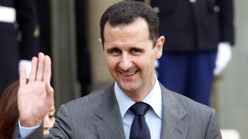 Syrie: la France veut retirer la Légion d'honneur de Bachar al-Assad