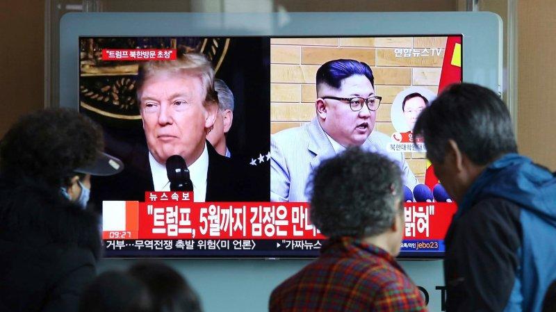 L'audacieux pari de Trump face à Kim