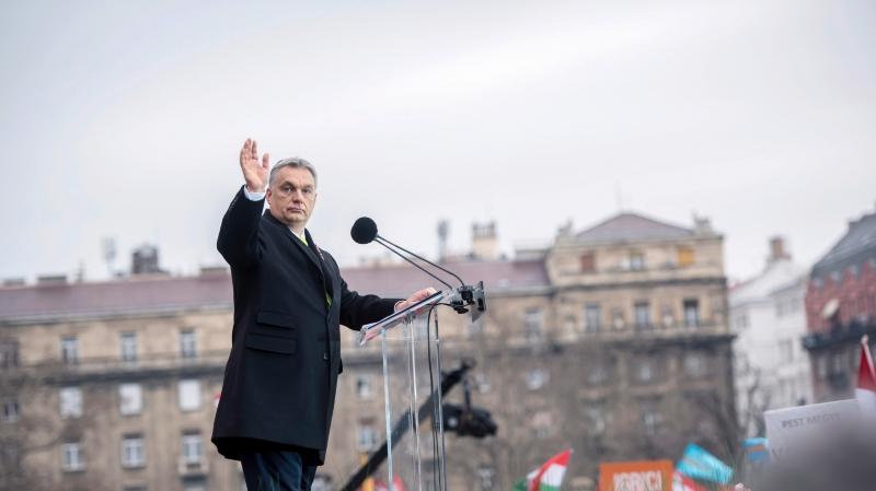 Viktor Orban compte bien garder le pouvoir — Législatives en Hongrie