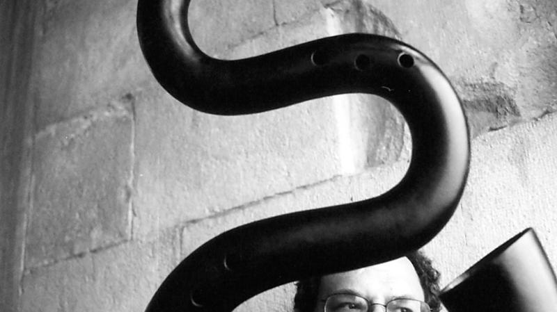 Michel Godard, un passionné.