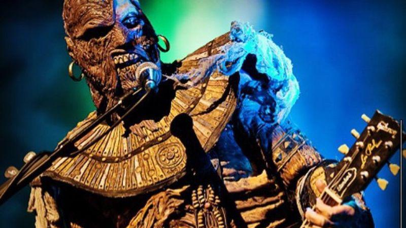 Le guitariste de Lordi animera une Master Class à La Chaux-de-Fonds