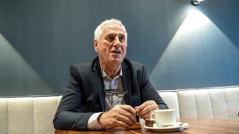 """Bernard Challandes: """"Si ma femme me l'avait demandé, j'aurais refusé d'entraîner le Kosovo"""""""