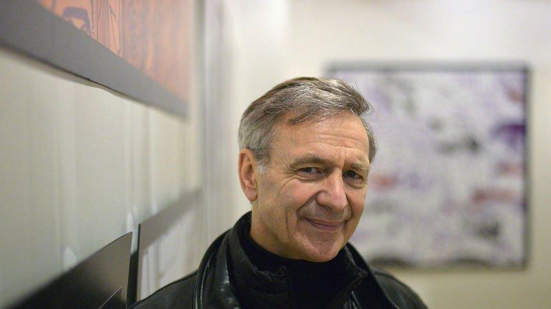 Boucq invité d'honneur de Delémont'BD