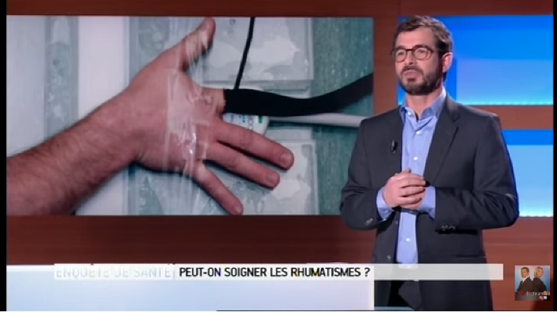 Santé: des chercheurs ont élucidé le mystère des craquements de doigts