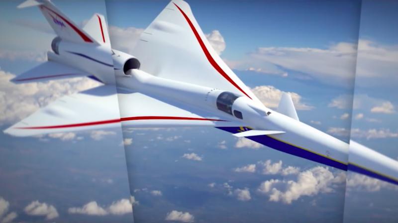 Le premier X-plane pourrait décoller en 2021, a précisé mardi la NASA.
