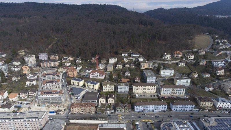 Neuchâtel: les Draizes et les Charmettes bientôt en zones bleues