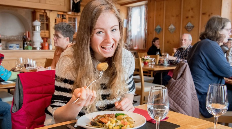 On croque avec… la championne de ski alpinisme Marianne Fatton