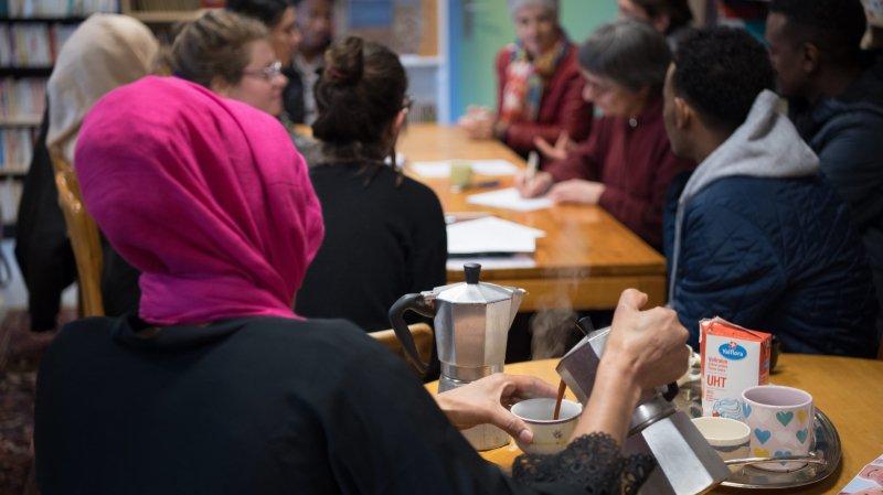 Isolés à Tête-de-Ran, des requérants d'asile se livrent