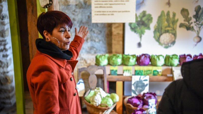 Le Musée paysan de La Chaux-de-Fonds va inaugurer sa nouvelle exposition sur le jardin potager