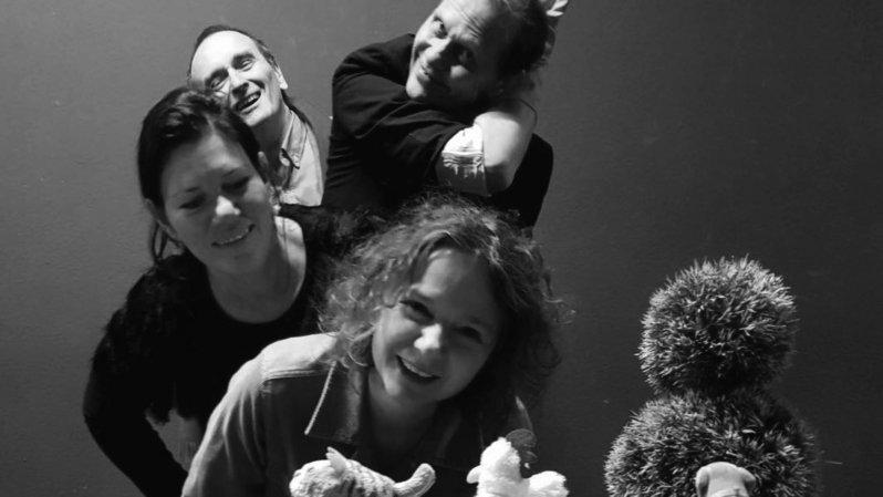 Les Musiciens de Brême par la Cie La Cave Perdue