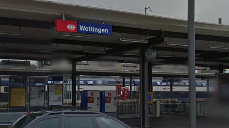 Electrocution en gare de Wettingen (AG): un mort et un blessé