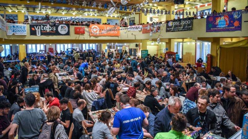 La Chaux-de-Fonds: Ludesco 11, un an après l'invasion
