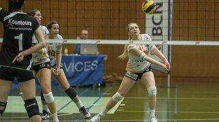 Libérée par Köniz, Solenn Fabien renforce Volley Franches-Montagnes