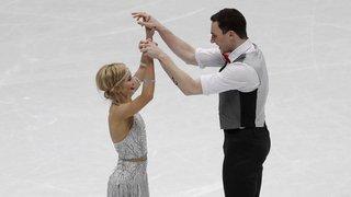Aliona Savchenko et Bruno Massot sacrés champions du monde à Milan