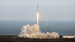Lancement réussi d'un satellite qui doit nettoyer l'espace. Son système de vision est neuchâtelois