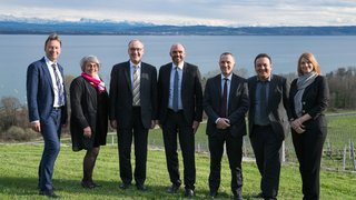 Le Conseil d'État neuchâtelois réaffirme son soutien au projet de JO à Sion 2026