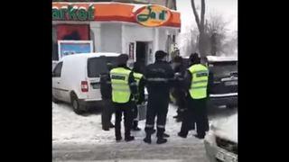 Moldavie: la vendeuse refuse de lui vendre de l'alcool, il lance une grenade
