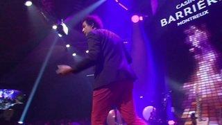 Christian Constantin fait son show déguisé en Elvis Presley