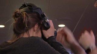 Zurich: la réalité virtuelle à l'assaut des centres commerciaux